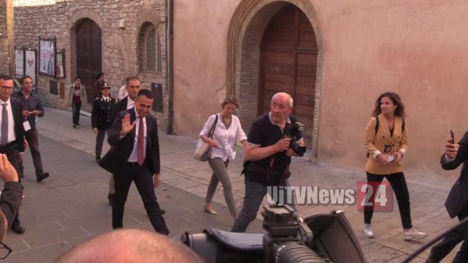 L'Umbria e' stata descritta dal ministro degli Esteri come un laboratorio