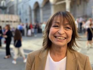 Incontri sul territorio, Donatella Tesei, candidata Centrodestra al Lago a Terni e Bastia