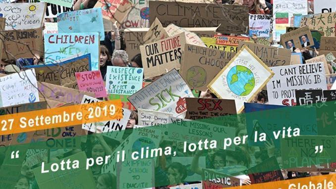 Friday For Future riuscito lo sciopero in Ast a Terni