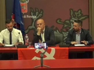 Elezioni Umbria, per Rubicondi politiche e diritti del lavoro al centro