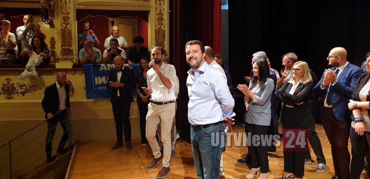Elezioni Umbria, Tesei, vogliamo ricostruire il futuro di questa regione | Video, segui la diretta