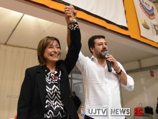 Elezioni regionali, Salvini: «Vinciamo noi» e Bianconi vede Di Maio | Video