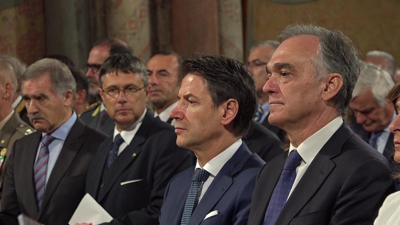 Conte e Sassoli venerdì 24 gennaio, presentazionedelManifesto di Assisi