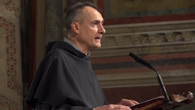 Nomina Padre Gambetti a Cardinale, felicitazioni e auguri dalla presidente Tesei