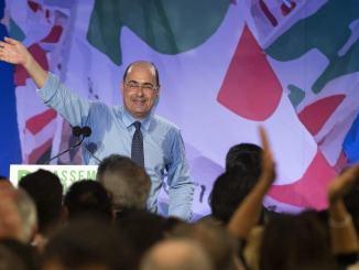 Arriva Nicola Zingaretti, l'Umbria fondamentale in queste elezioni