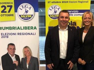 Regionali, insieme agli Umbri per gli Umbria, al via il tour elettorale Fioroni Pastorelli
