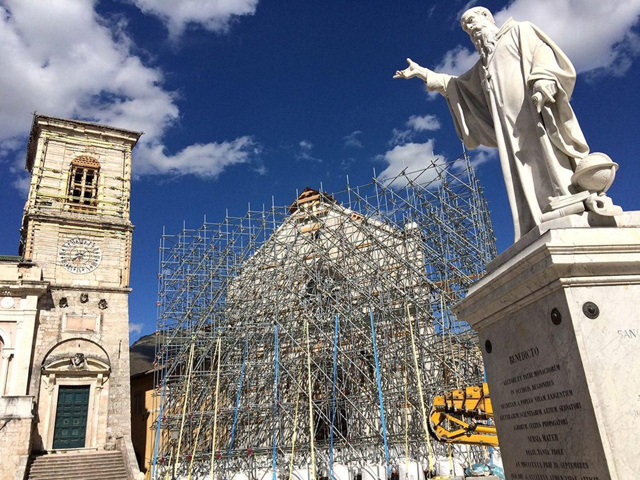 No ad accensione fiaccola Benedettina dice Comitato pro Basilica Identica