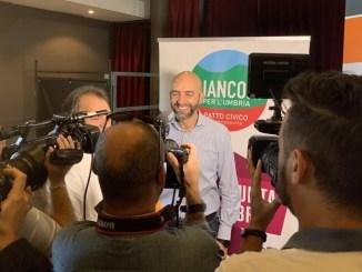 Elezioni, Bianconi, l'Umbria deve diventare il posto migliore dove vivere