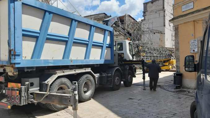 9 milioni e mezzo di euro destinati ad interventi di ricostruzione post-sisma