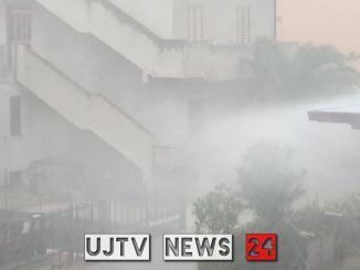 Bomba d'acqua in Umbria, vento e temporali mettono ko
