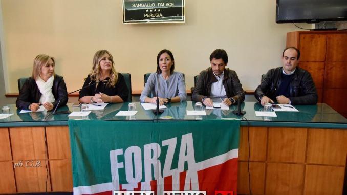 Carfagna a Perugia, per gli umbri è venuto il momento di cambiare