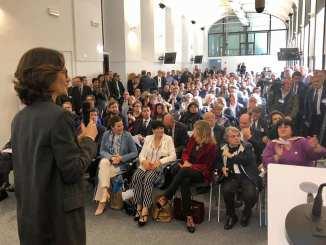 Maria Stella Gelmini, FI, in Calabria? Spero come in Umbria per Tesei