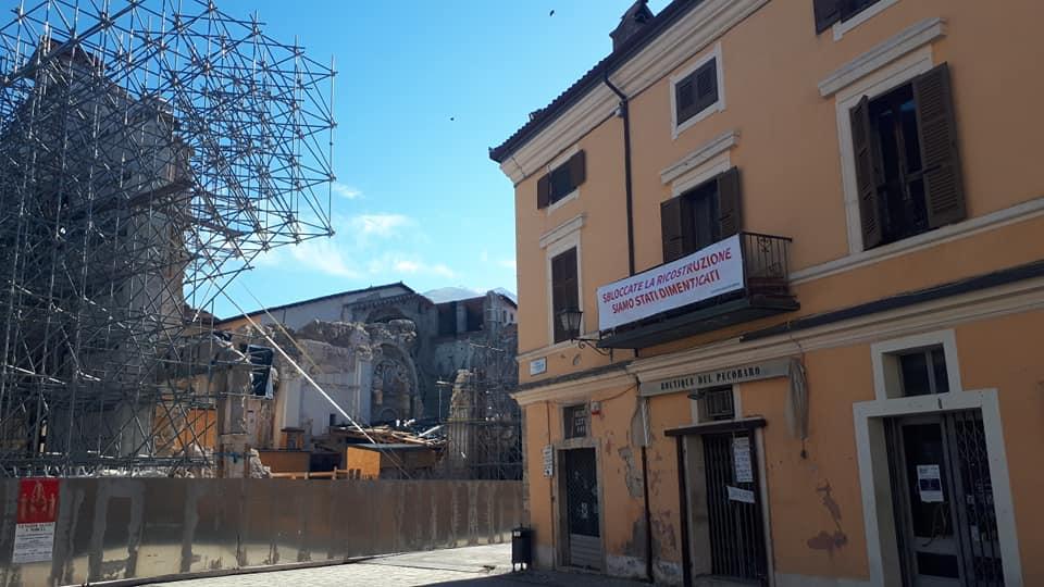 Anno giudiziario Corte dei Conti 2020, ricostruzione post-sisma, scenario avvilente