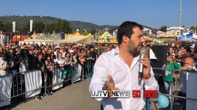 Radicali Perugia, invito agli elettori umbri affinché non cadano nella trappola di Salvini