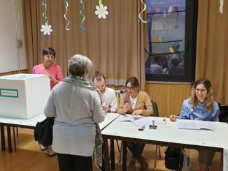 Elezioni Umbria, ha votato il 64,42 per cento degli aventi diritto