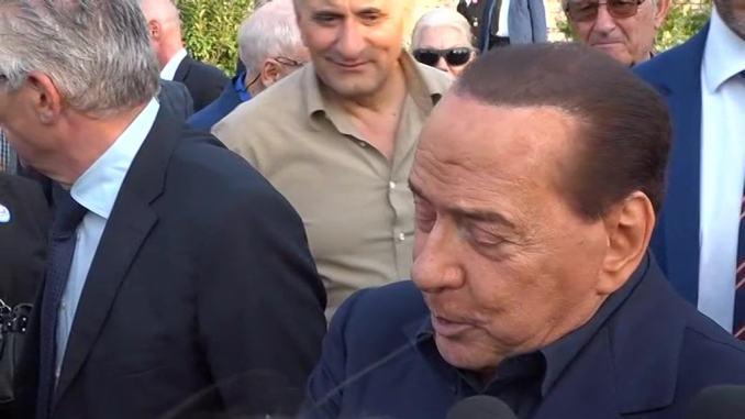 Umbria, Berlusconi, voto primo avviso sfratto per governo
