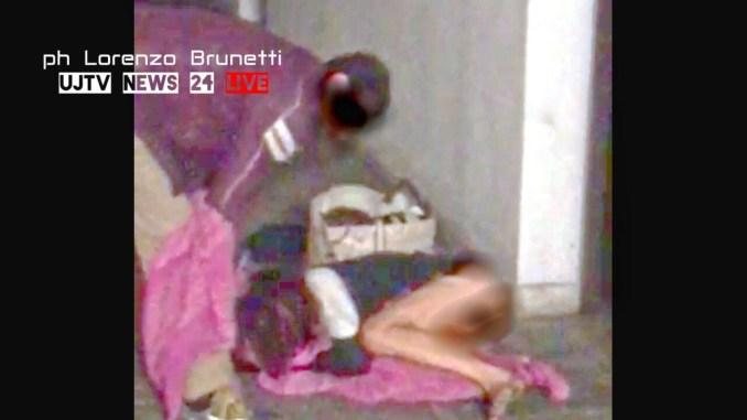 Fontivegge una notte tra atrocità, violenza e dolore, donna pestata da tossico [VIDEO - FOTO]