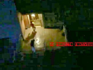 Urla, risse e inseguimenti a Perugia, Fontivegge, notte di ordinaria follia [VIDEO]