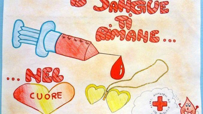 """Come si dona il sangue? A Perugia c'è """"La scuola abbraccia la solidarietà"""""""
