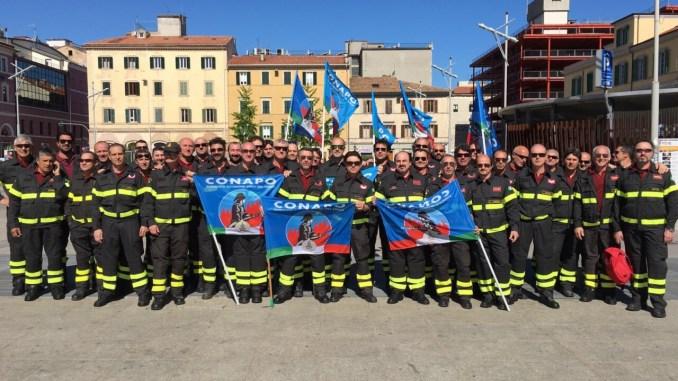 Vigili del Fuoco di Perugia manifesteranno a Roma