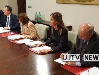 Giunta Regionale Umbria approva Ddl Bilancio di previsione 2020-2022