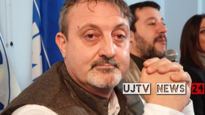 Marco Cozza, consigliere comunale M5S, è passato alla Lega