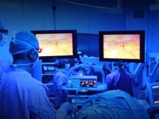 Unità internazionale di chirurgia contro il tumore allo stomaco a Terni