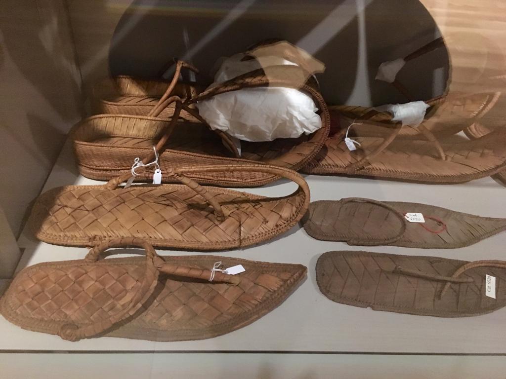 I sandali infradito, moda antica il merito di lanciarla agli Egiziani