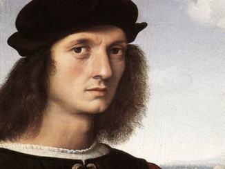 """Raffaello giovane, già """"magister"""", lavorò per conventi e casate di Città di Castello"""