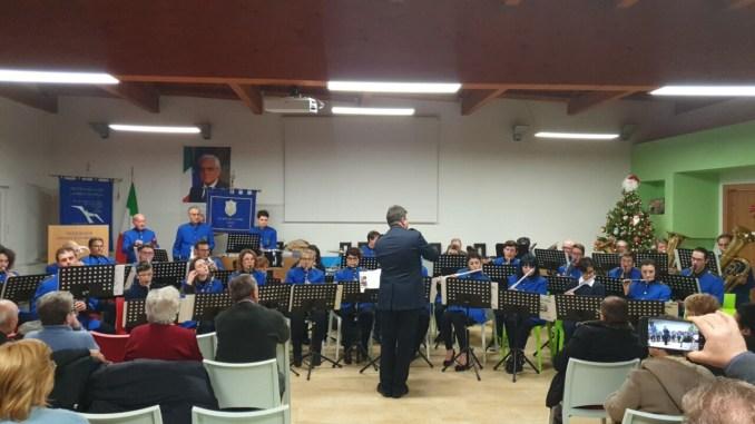 "Santo Stefano a Residence Chianelli concerto Filarmonica ""Giuseppe Verdi"" di Spina"