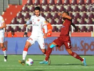 Trapani Perugia finisce 2-2, grifo è quarto in classifica