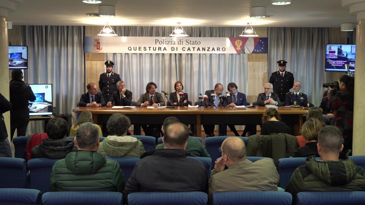 Maxi inchiesta 'ndrangheta a Perugia, scattano primi interrogatori
