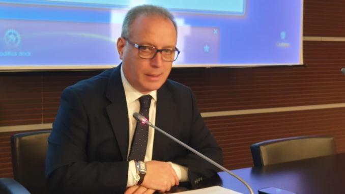 Luigi Repace, presidente Figc Umbria, fermare campionati per Covid scelta giusta