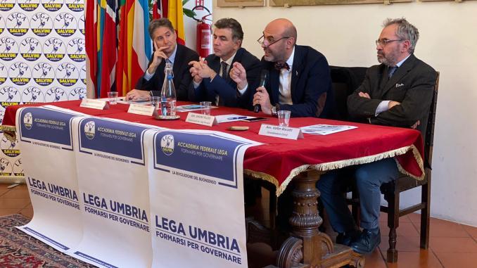 Accademia federale della Lega Umbria sabato 18 gennaio