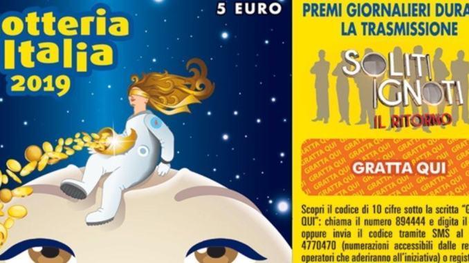 Lotteria Italia, l'Umbria si accontenta delle briciole, ecco dove vanno