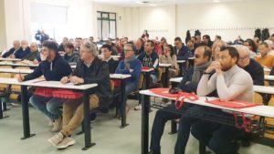 Grande partecipazione al seminario sugli impianti di rivelazione incendi
