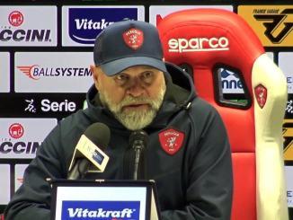 Il Perugia di Serse Cosmi esordisce al Curi battendo per uno a zero il Livorno