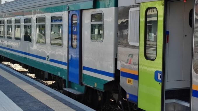 Due nuovi treni regionali veloci da Roma all'Umbria boom di viaggiatori