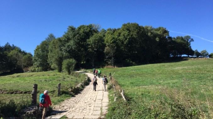 La Via di Francesco come il Cammino di Santiago di Compostela