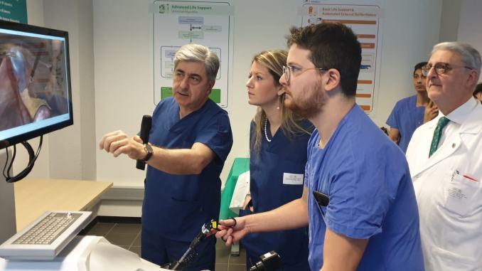La Rete delle Breast Unit, cominciato congresso consimulazione avanzata in chirurgia