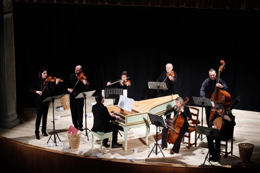 Accademia Hermans al Teatro Cucinelli di Solomeo, 16 febbraio 2020