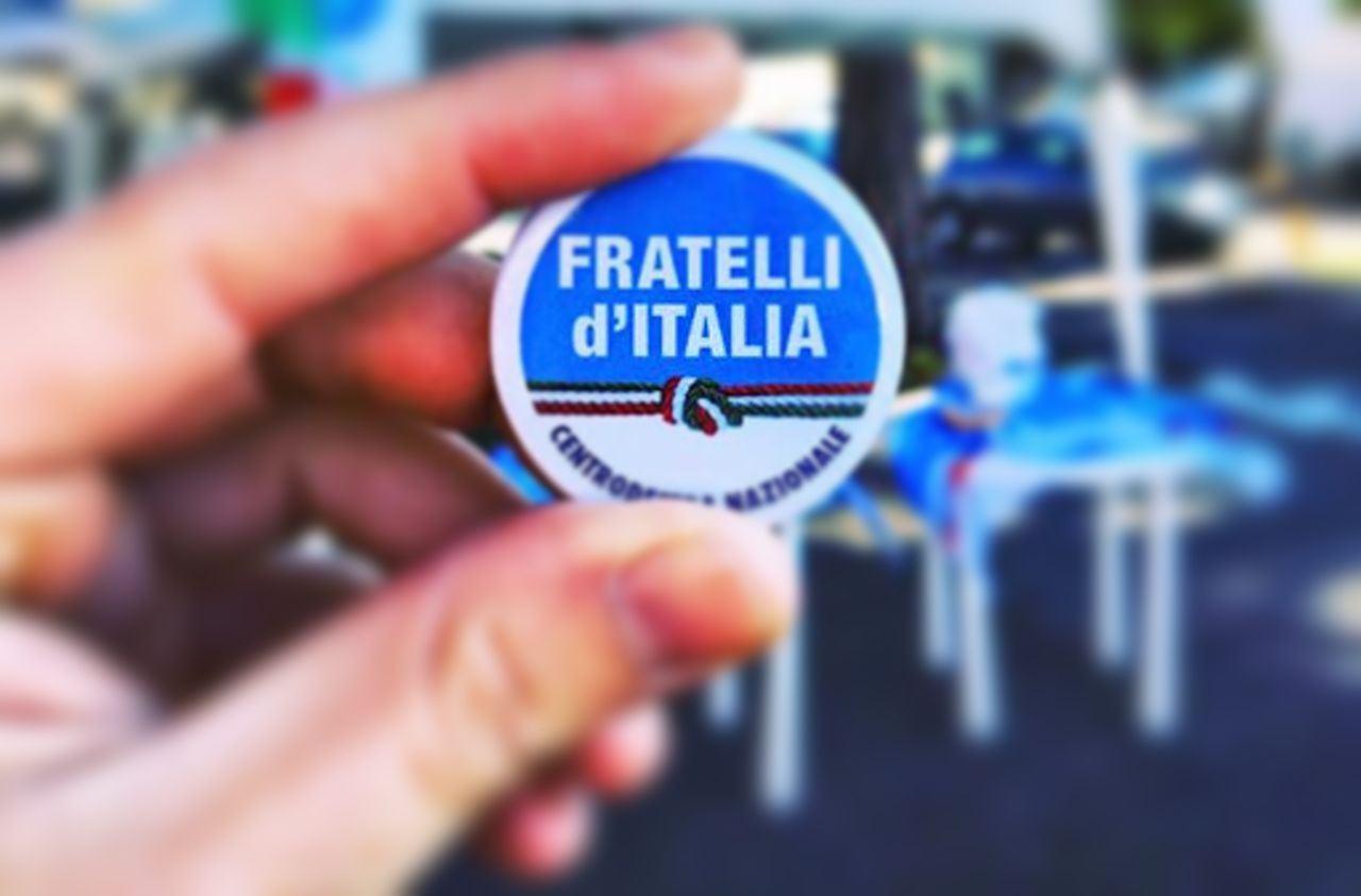 Fratelli d'Italia Pian di Massiano sabato 8 febbraio accolta firme