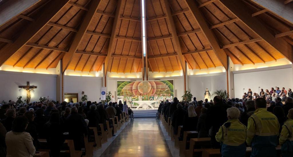 Perugia, domenica 9 febbraio, la 28a Giornata mondiale del malato celebrata in diocesi