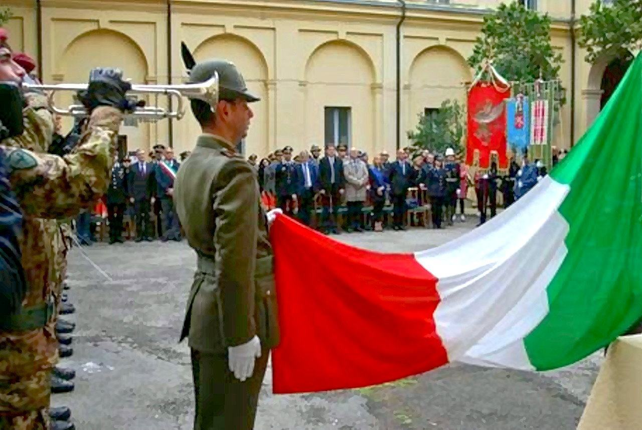 Distretto militare Perugia, memoria militare, politica e storica della citta'