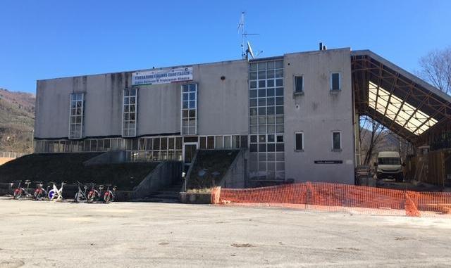 Centro federale di canottaggio al Lago di Piediluco si riprende il progetto