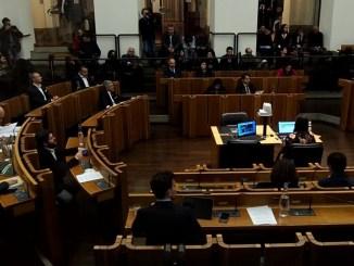 Coronavirus, Assemblea legislativa sarà tenute a porte chiuse