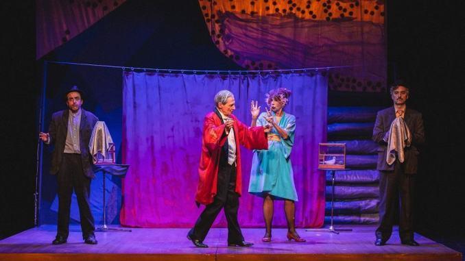 Teatro, Carlo Cecchi a Terni martedì 3 e mercoledì 4 marzo