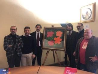 """Terni, presentata la mostra """"Andy Warhol ...in the city"""""""