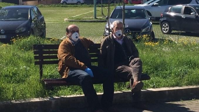 Mascherine e Covid, Uecoop, situazione delicata quella degli anziani in rsa