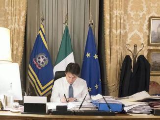 Coronavirus Presidente Giuseppe Conte ha firmato il Dpcm 9 marzo 2020